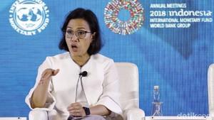Sri Mulyani Yakinkan Investor Dunia Agar Mau Masuk Indonesia