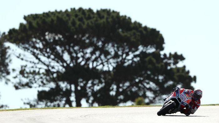 Ducati membidik hasil bagus di MotoGP Australia. (Foto: Robert Cianflone/Getty Images)