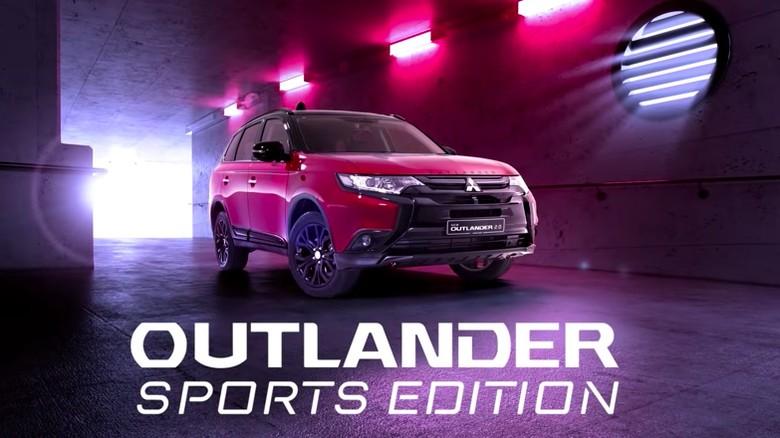 Mitsubishi Outlander Sports Edition Foto: Pool (Youyube)