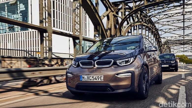 BMW i3 model 2019 Foto: BMW