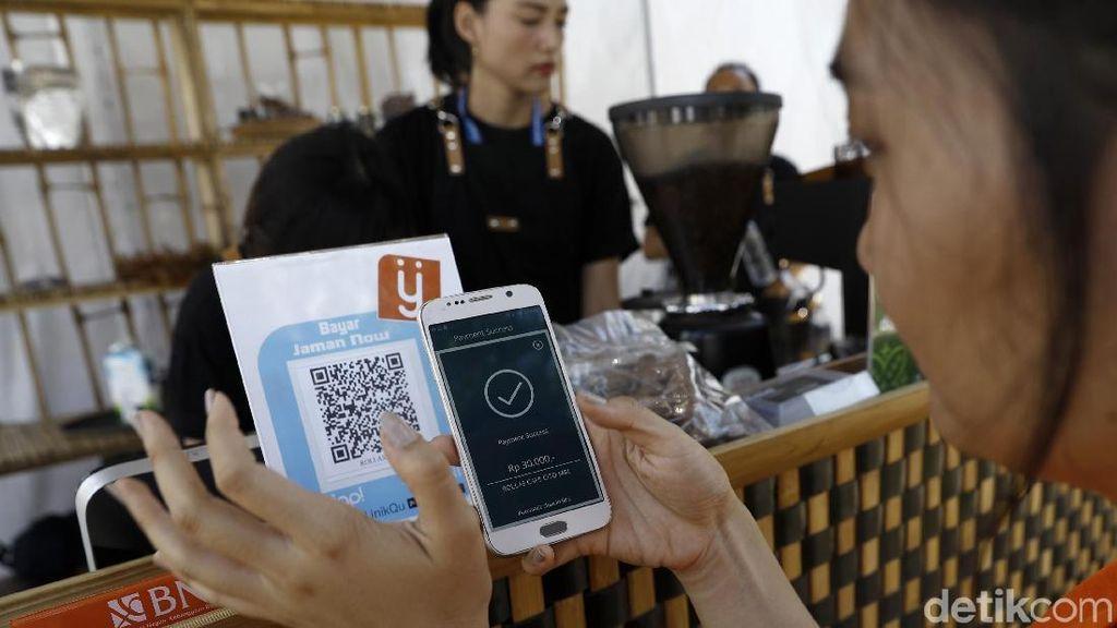 Ketua DPR: Transaksi Non Tunai Tekan Impor Kertas untuk Cetak Uang