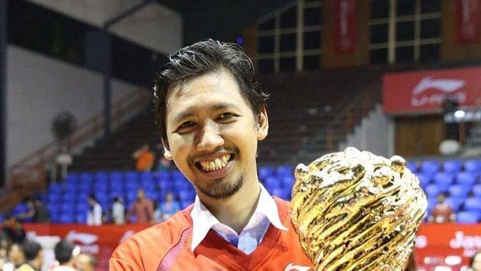 Cokorda Raka, salah satu pebasket top nasional kelahiran Bali (Istimewa)