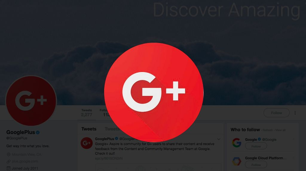 Di Google+, Mayoritas Pengguna Cuma Betah 5 Detik