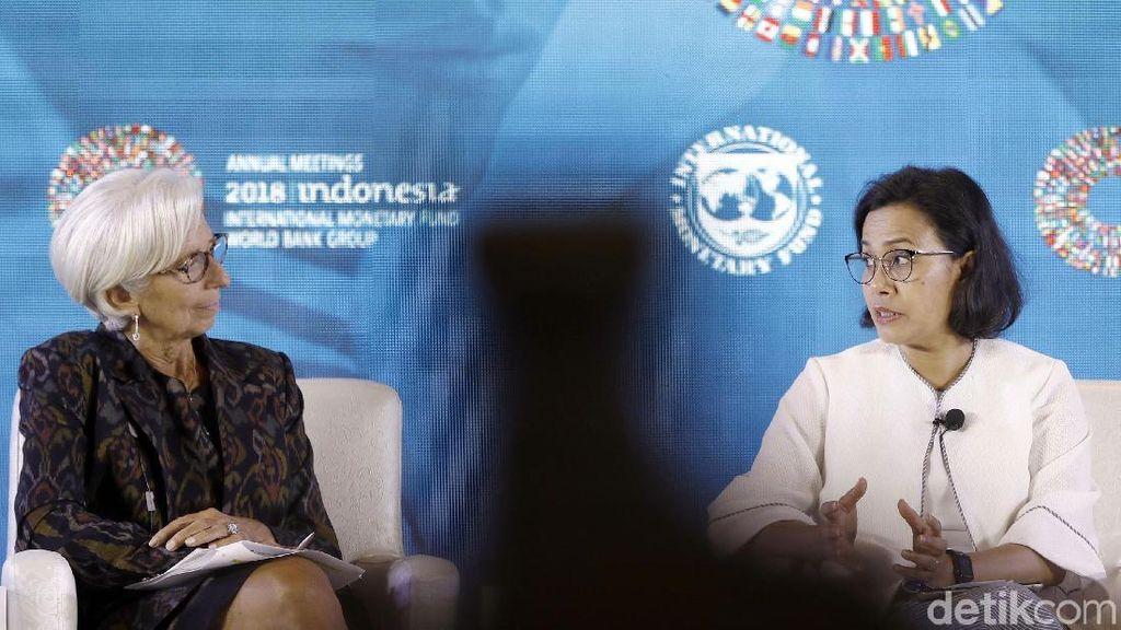 Bos IMF, Ibu Rumah Tangga dan Tantangan Sri Mulyani