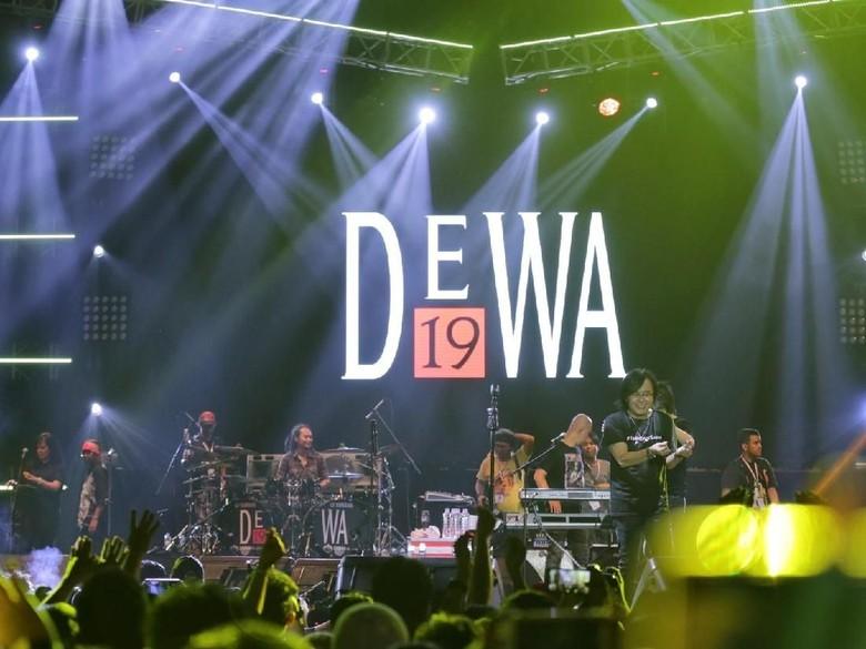 Foto: Dewa 19 (Hanif Hawari / detikHOT)