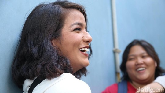 Punya Anak Bersama, Sheila Marcia Pura-pura Lupa Anji