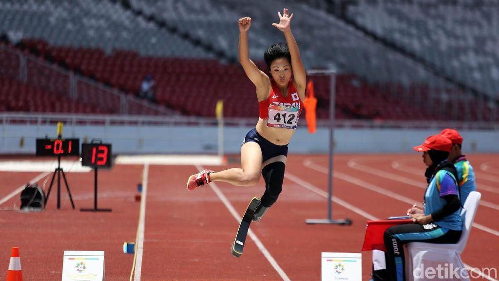 4 Teknik Lompat Jauh Lengkap dengan Peraturannya
