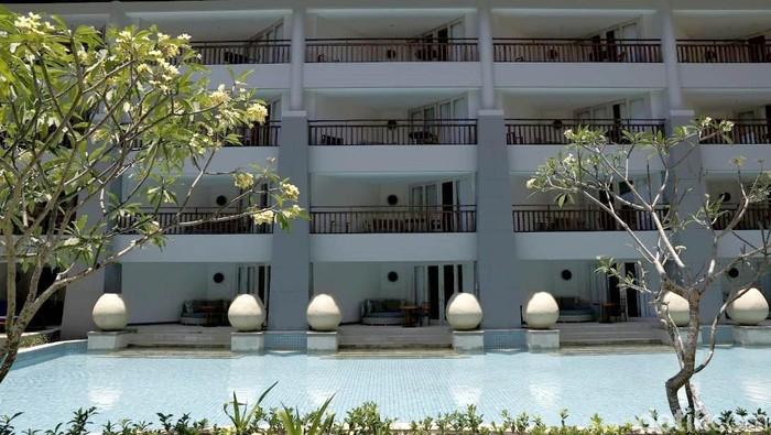 Pertemuan tahunan IMF dan World Bank di Bali membawa keuntungan tersendiri bagi perekonomian disana. Salah satunya di sektor perhotelan.