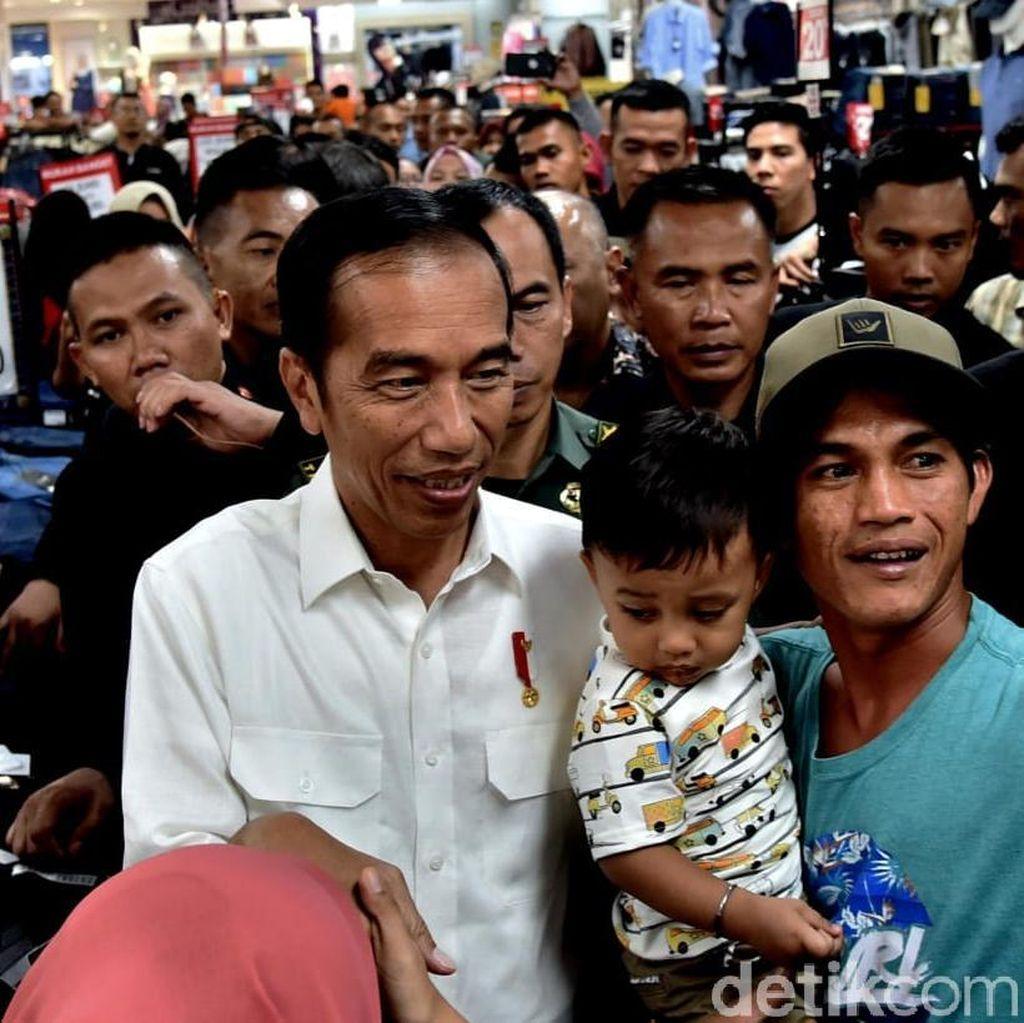Bicara Tokoh Dekati Warga Jelang Pilpres, Jokowi Sindir Siapa?