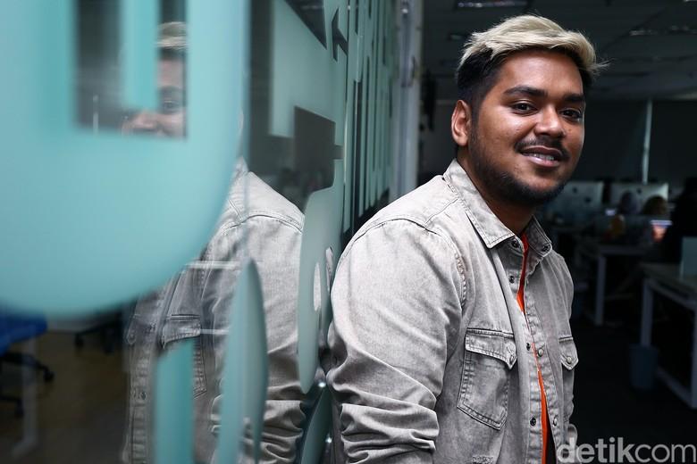Ahmad Abdul. Foto: Muhammad Ridho