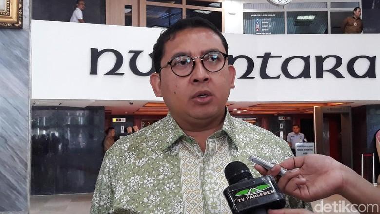 Bela Fadli Zon, Gerindra: Tak Usah Kebakaran Jenggot