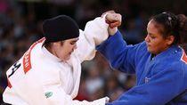 Kisah Judoka Berhijab Seperti Miftahul Jannah yang Tanding di Olimpiade