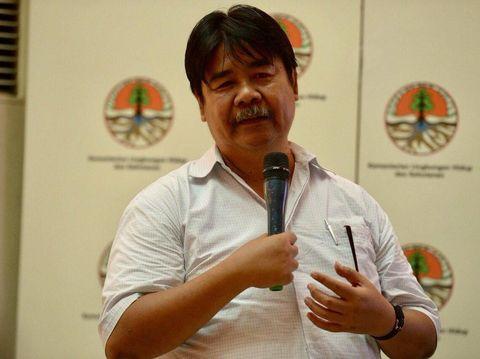 Profesor IPB Bambang Hero Saharjo