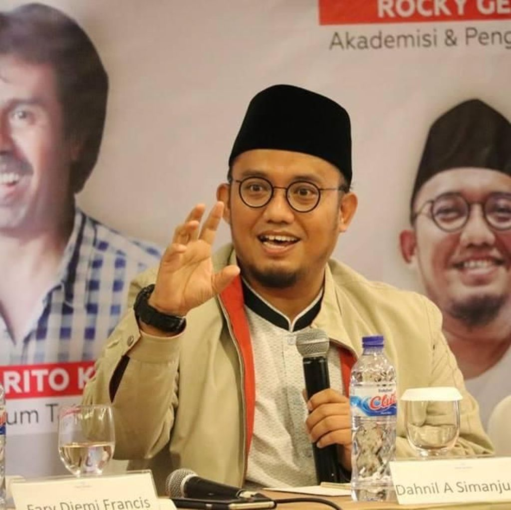 Dahnil: SBY Politikus Paling Sukses, Punya Strategi Menangkan Prabowo