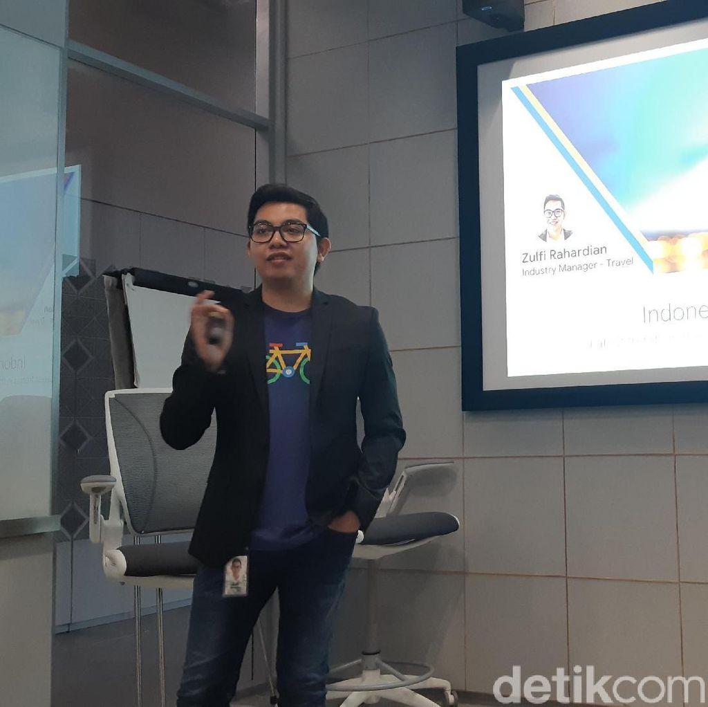 Menurut Google, Ini Pentingnya Platform Mobile bagi Industri Travel