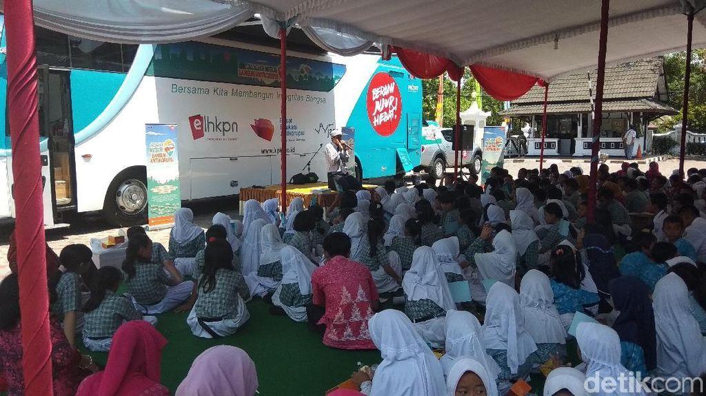 Melihat Bus KPK Saat Sambangi Kabupaten Semarang