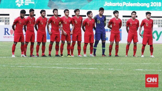 Timnas Indonesia U-19 akan menghadapi Taiwan pada laga pertama Piala Asia U-19 2018, Kamis (18/10).