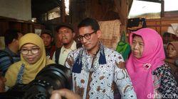 Soal Hoax Ratna Sarumpaet, Sandi: Kasihan Amien Rais Jadi Korban