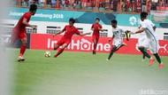 Garuda Muda Dibekuk Arab Saudi 1-2