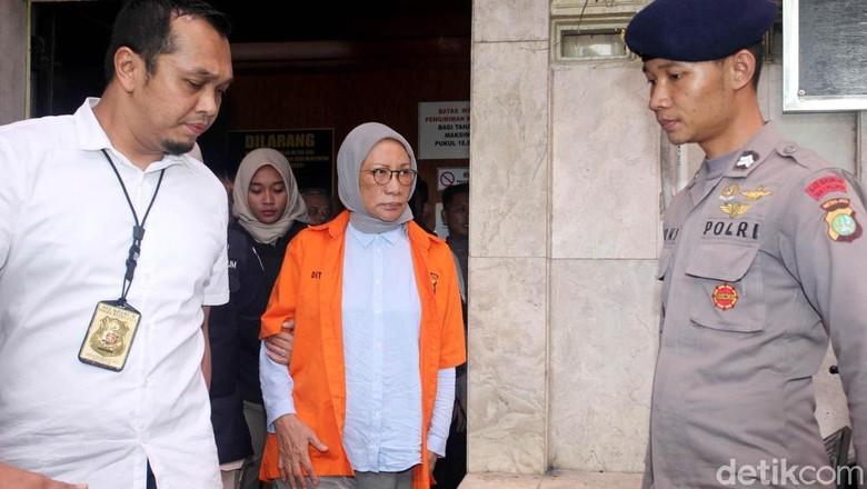 Polisi Ambil Rekam Medis Ratna Sarumpaet dari RS Bina Estetika