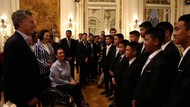Intip Bocah Gua Thailand Pelesiran ke Argentina