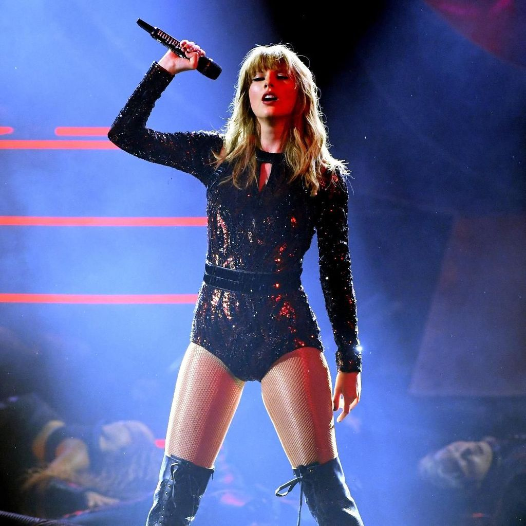 Keren! Konser Taylor Swift Pakai Teknologi Pemindai Wajah