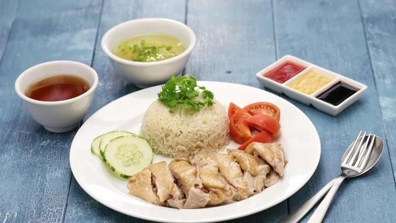 Nasi Hainan (iStock)