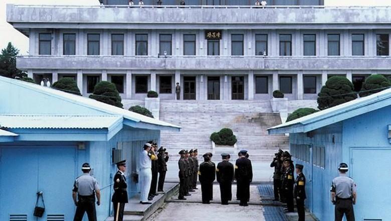 Foto: Joint Security Area (JSA), Panmunjeom (dok KTO)