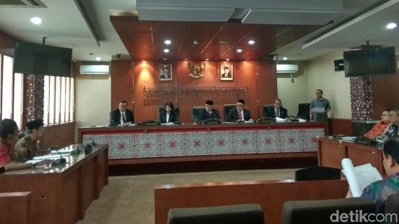 Disidang DKPP, Bawaslu Sebut 2019 Ganti Presiden Kebebasan Ekspresi