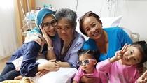 Cucu Jadi Penyemangat Istri Indro Warkop Lawan Kanker