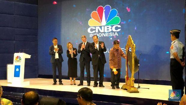 Oppo Find X Hadir di Forum Ekonomi Internasional CNBC Indones