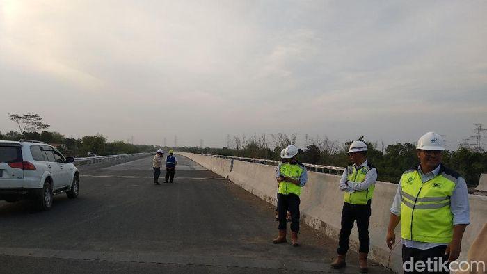 Tol Pasuruan-Probolinggo/Foto: M Rofiq/detikcom