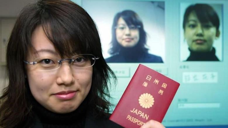 Paspor Jepang terkuat di akhir tahun 2018 (Toshifumi Kitamura/AFP/Getty Images/CNN Travel)