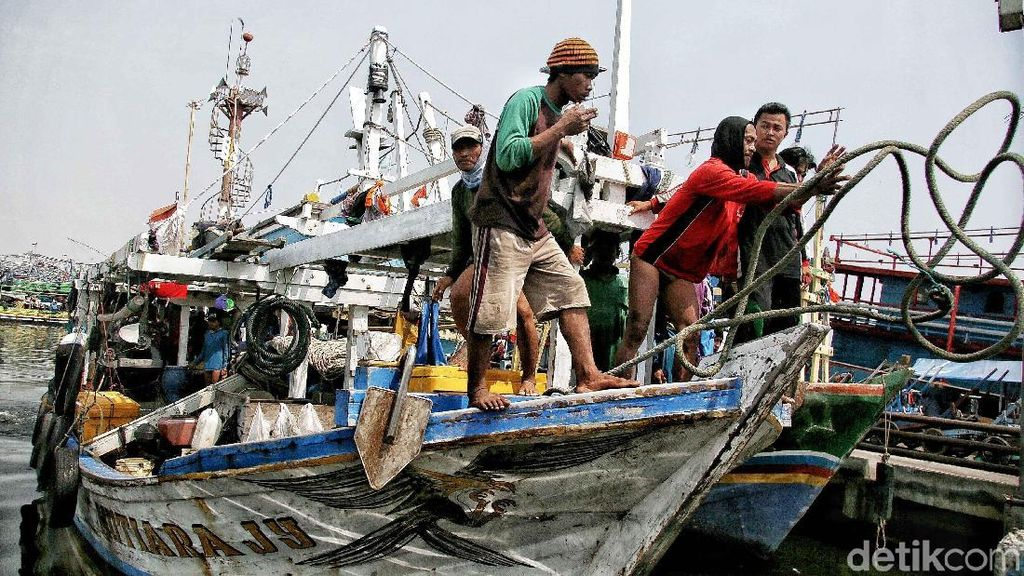 Nelayan Keluhkan Urus Izin Lama, KKP: Faktanya Tidak
