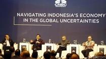 Hadir di Bali, Luhut hingga CT Bicara Kondisi Ekonomi RI