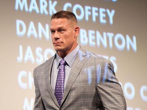Pertamakalinya Berambut Gondrong dalam 16 Tahun, John Cena Diprotes Fans