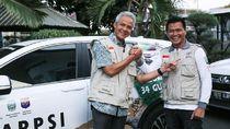 Ganjar Tantang Para Gubernur Cap Jempol Darah untuk Tidak Korupsi