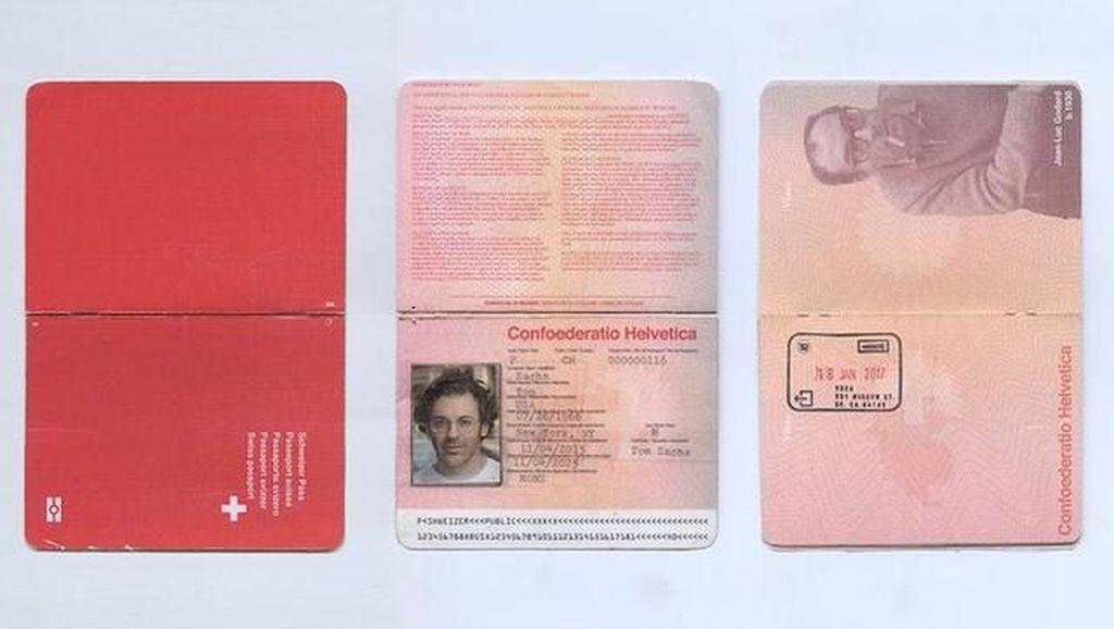 Mau Beli Paspor Swiss? Harganya Rp 349 Ribu