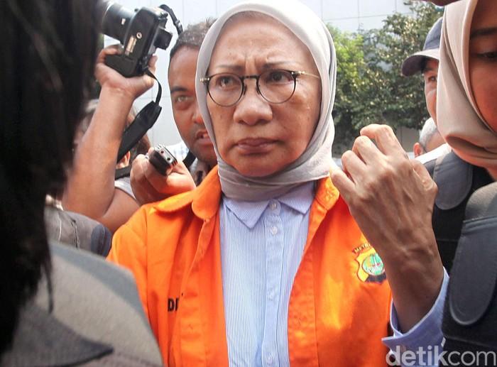 Ratna Sarumpaet (Lamhot Aritonang/detikcom)