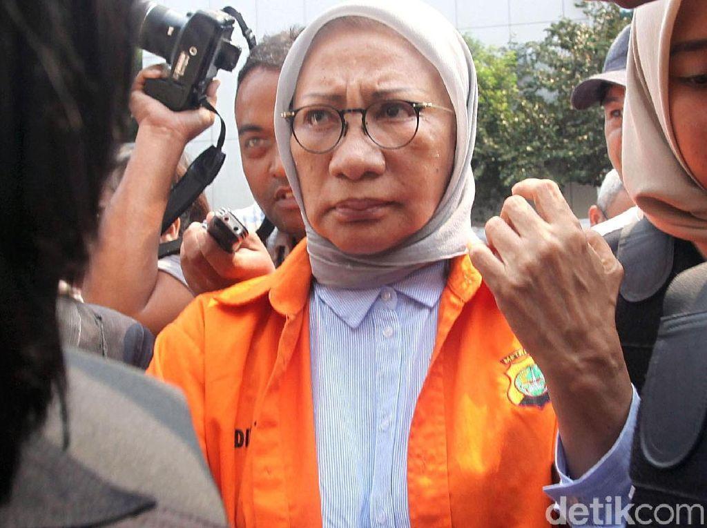 Survei LSI: Hoax Ratna Berefek Negatif ke Prabowo, Positif ke Jokowi