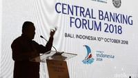 Perry Warjiyo menjelaskan saat ini Indonesia masih memiliki daya tahan yang baik dalam menyikapi kebijakan bank sentral AS dan kondisi ekonomi global.