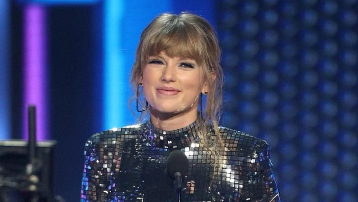 Taylor Swift si Ratu Twitter 2018 (Foto: Kevin Winter/Getty Images For dcp)