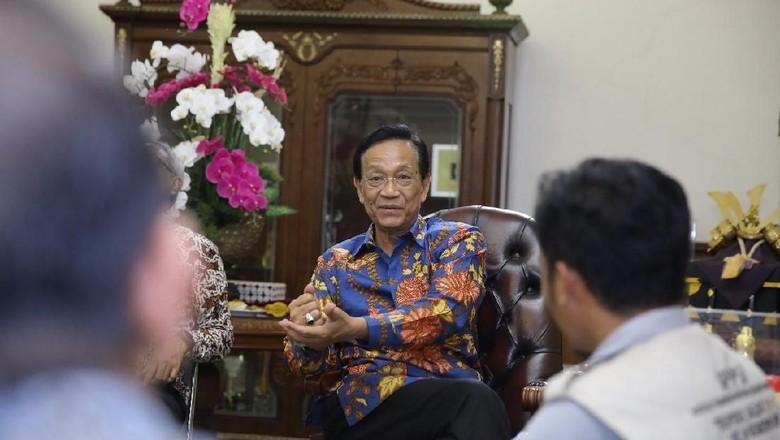 Cerita Hamengkubuwono X Jalankan Peran Sebagai Sultan dan Gubernur