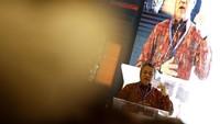 Gubernur Bank Indonesia (BI) Perry Warjiyo dalam rangkaian acara pertemuan tahunan IMF-World Bank di Bali, menjelaskan saat ini Indonesia juga terdampak dengan normalisasi kebijakan ekonomi negara maju.