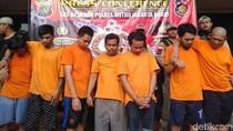 7 Komplotan Pencuri Motor di Jakbar Ditangkap, 3 Ditembak di Kaki