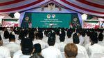 Potret Presiden Jokowi Buka Rakernas LDII