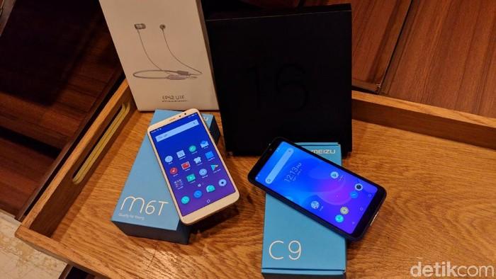 Meizu akan segera menghadirkan lima perangkat anyar di Indonesia (Foto: Adi Fida Rahman/detikInet)