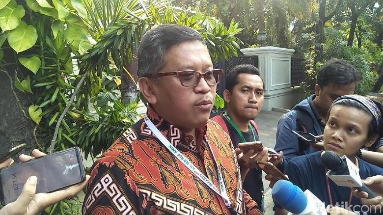 Sindir Prabowo, Hasto: Rakyat Tahu Siapa Menderita Gejala Kebodohan