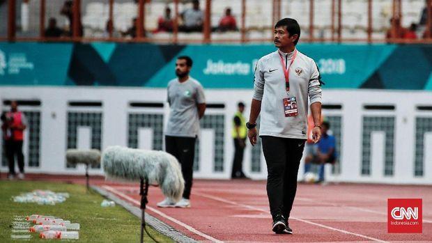 Pelatih Indra Sjafri terus menyempurnakan Timnas Indonesia U-19 jelang Piala Asia 2018.