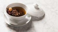 Wouw! Semangkuk Sup Jamur 'Ulat' Ini Harganya Rp 10 Juta